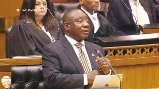 Ramaphosa Responds To Julius Malema