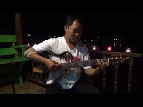 แสงจันทร์ guitar fingerstyle version by chang