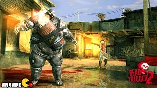 Dead Trigger 2 - China Campaign - Office Rat Walkthrough Gameplay ( iOS/Android )