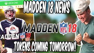 MADDEN 18 LOYALTY PROGRAM TOMORROW! WHAT WILL IT BE LIKE? MADDEN 18 NEWS