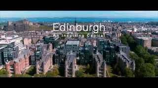 Edinburgh, An Inspiring Capital