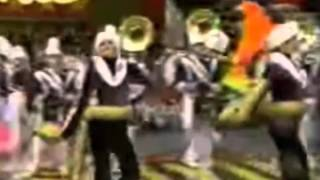 Baldwin High School Highlanders Marching Band Macy's Parade 2006