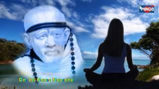 sai baba mantra    om sai namo namaha  very relaxing meditation sai mantra by shailendra bhartti