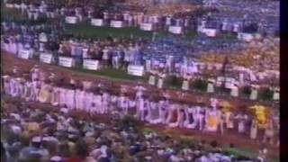 Olympics Opening Finale 1984 Los Angeles