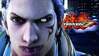 Tekken 7: Fated Retribution - Characters Trailer #3 @ 1080p HD ✔