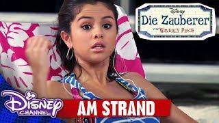 Die Zauberer vom Waverly Place - Clip: Am Strand   Disney Channel