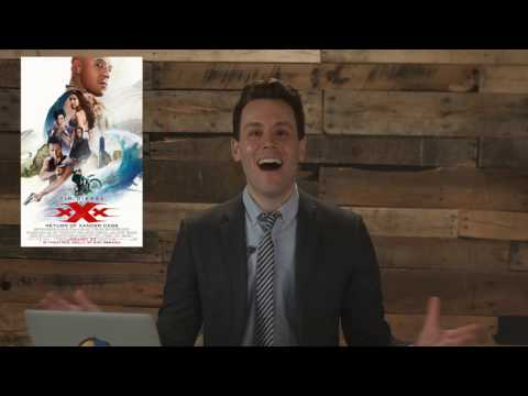 Xxx Mp4 XXx THE RETURN OF XANDER CAGE Movies And Matthew Hoffman LIVE 3gp Sex
