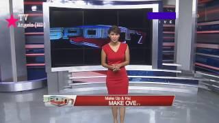 Kamidia Radisti Hot Dengan Baju Merah, Sport7 Malam Eps.13-03-2017 (HD)