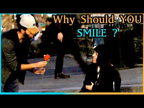 A REASON TO SMILE #keepsmiling