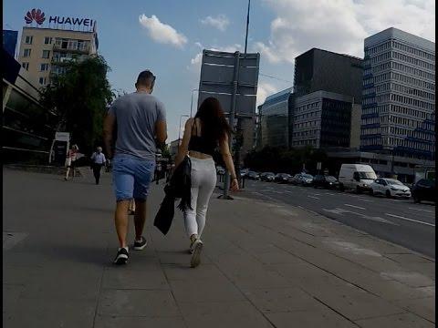 Podryw Ukrainki W Warszawie! Jak Luźno Prowadzić Rozmowę? [Infield]