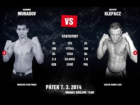 Xxx Mp4 MMAA ARENA 3 Fight Makhmud Muradov Vs Krzysztof Klepacz 3gp Sex