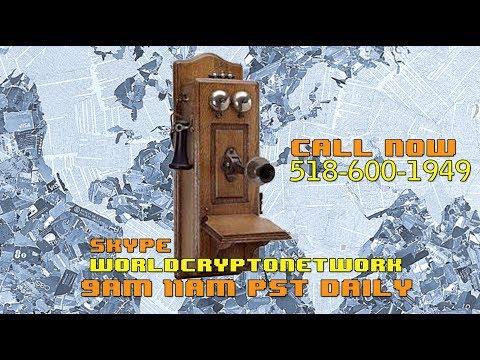 Xxx Mp4 Bitcoin Talk Show LIVE Call 518 600 1949 Skype WorldCryptoNetwork 3gp Sex