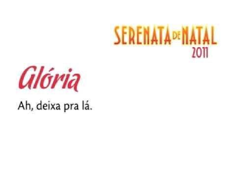 Glória Enquete Serenata 2011