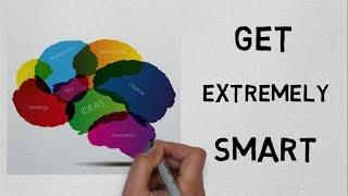 How to become EXTREMELY smart !!  I  hindi - Emotional Intelligence animated book summary