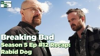 Breaking Bad Season 5 Episode 12 Recap: Rabid Dog | LIVE Podcast Recap, September 1, 2013