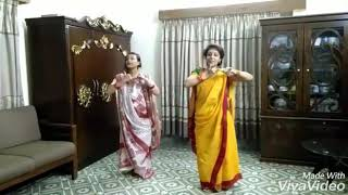 Ohe sham || dance covered by Ashmita Zahan and her partner