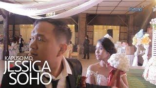 Kapuso Mo, Jessica Soho: Kasal, sinalanta ng buhawi