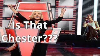 """BEST """"Numb"""" covers in The Voice 