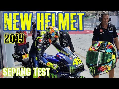 Xxx Mp4 Sangar Rossi Pamer Helm Baru Di Sepang Tes Pramusim MotoGP 2019 3gp Sex