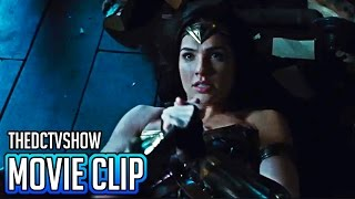 "WONDER WOMAN Movie Clip ""What Are You?"" (2017 DC Superhero Movie)"