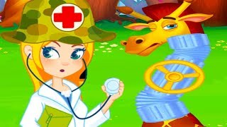 Fun Animals Care Kids Game - Play Care & Save Jungle Animals In The Forest By Libii