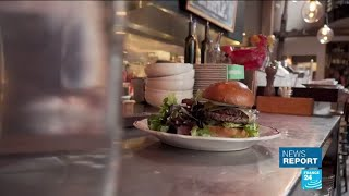 "The ""impossible burger"": are meatless burgers the future?"