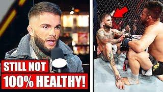 Cody Garbrandt declined UFC's offer to fight in July, Jon Jones on Daniel Cormier & heavyweight move