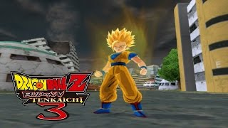 Dragon Ball Z Budokai Tenkaichi 3: Gohan vs Bojack | Goten, Trunks, Gohan vs. Broly!