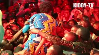 Bahati Best live Perfomance in Africa.