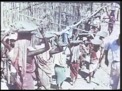 Xxx Mp4 Hirakud Dam Construction 1958 From India Matri Bhumi By Roberto Rossellini 3gp Sex