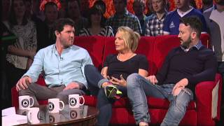 Discussion on being gay in sport on Second Captains Live