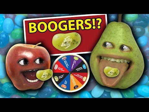 Annoying Orange Bean Boozled Challenge