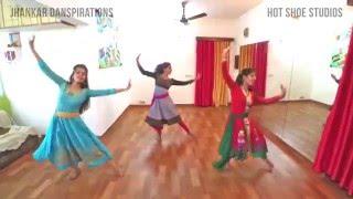 Albela Sajan choreography|Bajirao Mastani||Naina Chandra|Jhankar Girls