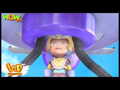 Vir Vs Robocraft Vir The Robot Boy WITH ENGLISH SPANISH & FRENCH SUBTITLES WowKidz