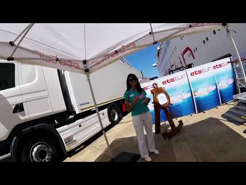 Mykonos - Santorini - Rhodes 2017 ETS Tour - Aegean Queen