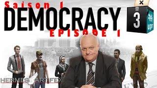 Democracy 3 - Episode 1 : l'UPR à l'Elysée - Partie commentée [FR] 1080