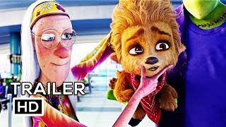 MONSTER FAMILY All NEW Clips + Trailer (2018) Emily Watson, Nick Frost Animated Movie HD
