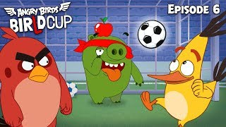 Angry Birds - BirLd Cup   The Target Practice - Ep.6
