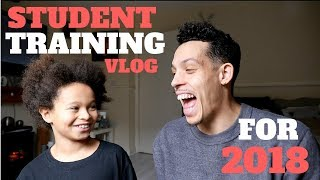Bboy Vlog: Training My Student | A Day In The Life Of A Bboy
