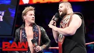 Chris Jericho invites Kevin Owens to