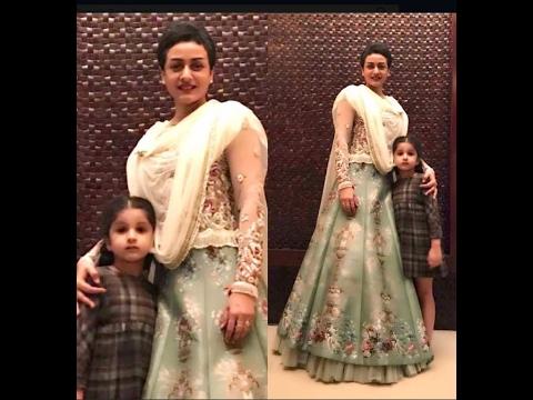 Mahesh Babu Namrata's Daughter Sitara Very Cute Video  -   Superb :)  !!