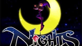 NiGHTS Into Dreams Cutscene Movie