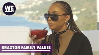 'Cursed by the Feet Demon' Deleted Scene | Braxton Family Values | WE tv