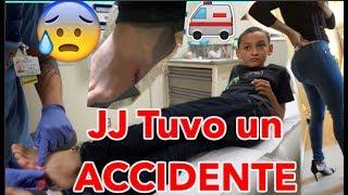 JJ TUVO UN ACCIDENTE, Les muestro mi OUTFIT, LLEGO Alejandro