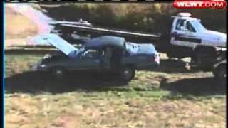 School Bus, Car Collide