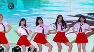 【TVPP】AOA – Good Luck, 에이오에이 – 굿 럭 @Dmc festival korean music wave