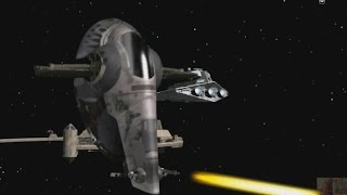 Star Wars X-Wing Alliance Cutscene 2: Escaping the Empire and Seeking Refuge With Rebels