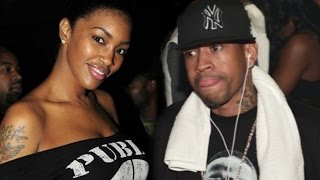 Basketball Wives Saniy'yah Samaa's Tweets About Allen Iverson & Why She Still Loves Him