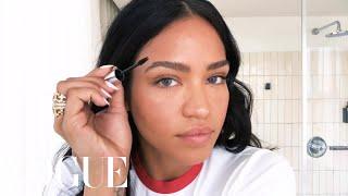 Cassie's Smoky Eye Trick | Beauty Secrets | Vogue