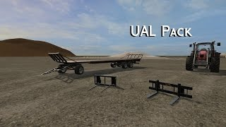 Preview UAL Pack #FS17